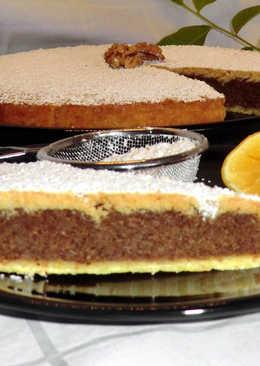 Perigord-i diós sütemény