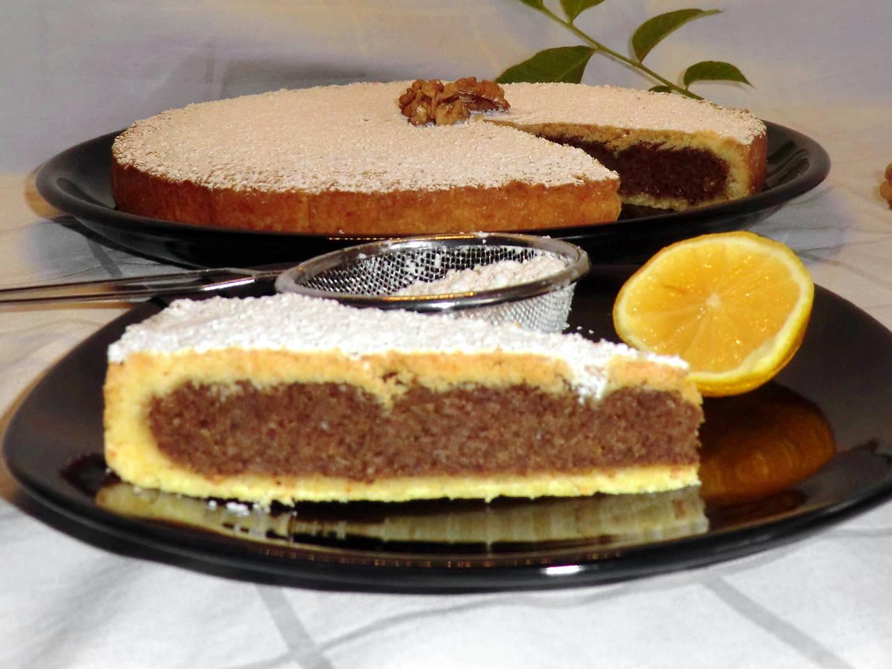 Perigord-i diós sütemény recept főfotó