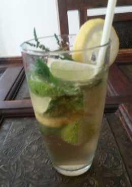 Mojito (alkoholmentes)