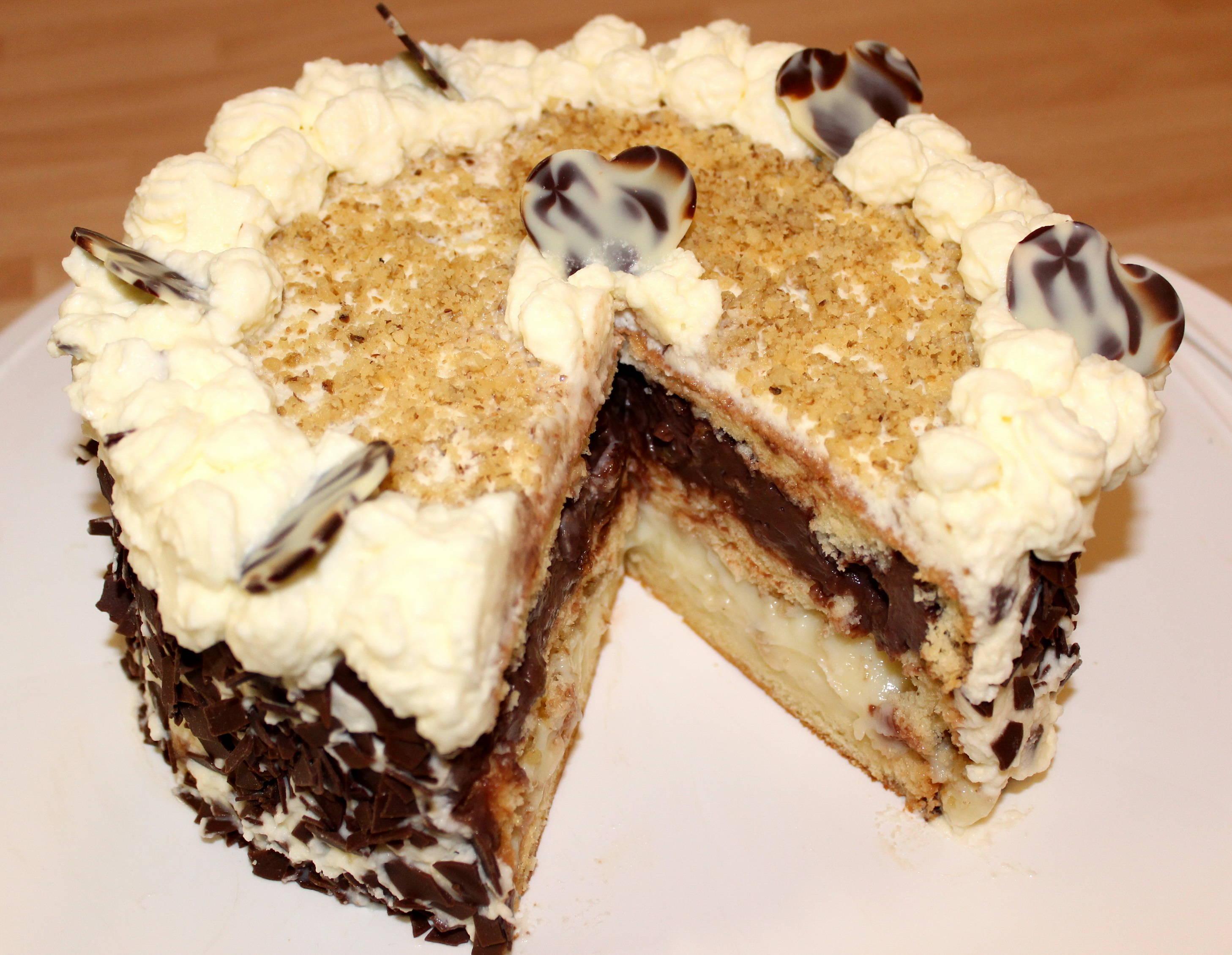 Somlói torta recept főfotó