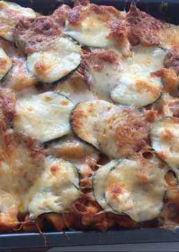 Rakott csirkés gnocchi