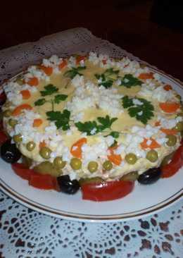 Hússaláta (salate de boeuf)