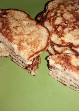 Banacsinta (Palacsinta liszt, tej és cukor nélkül)