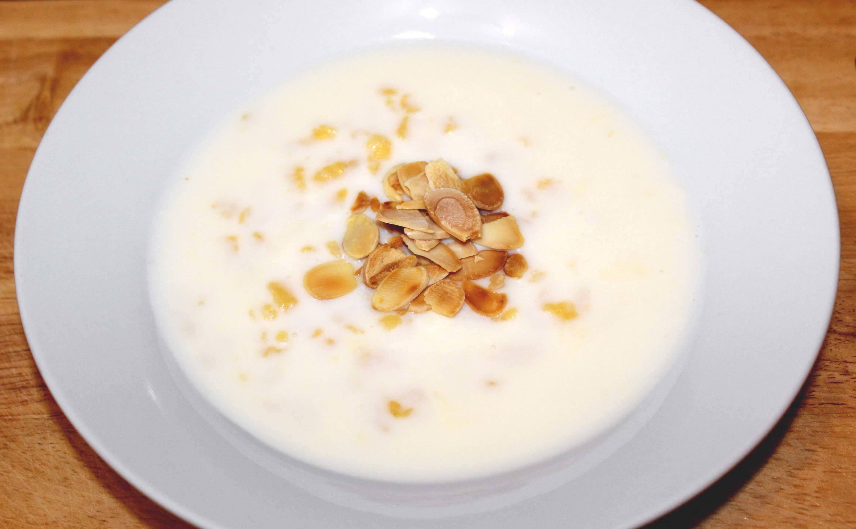 Tejleves tésztával recept főfotó