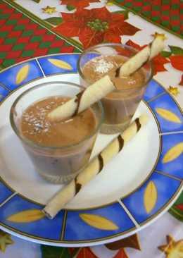 Házi kókuszos forró csokoládé