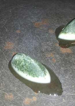 Csalános olivás jégkocka