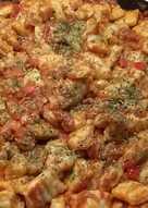Gnocchi paradicsomszósszal