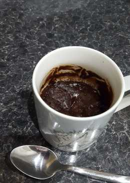 Bögrès nutella brownie
