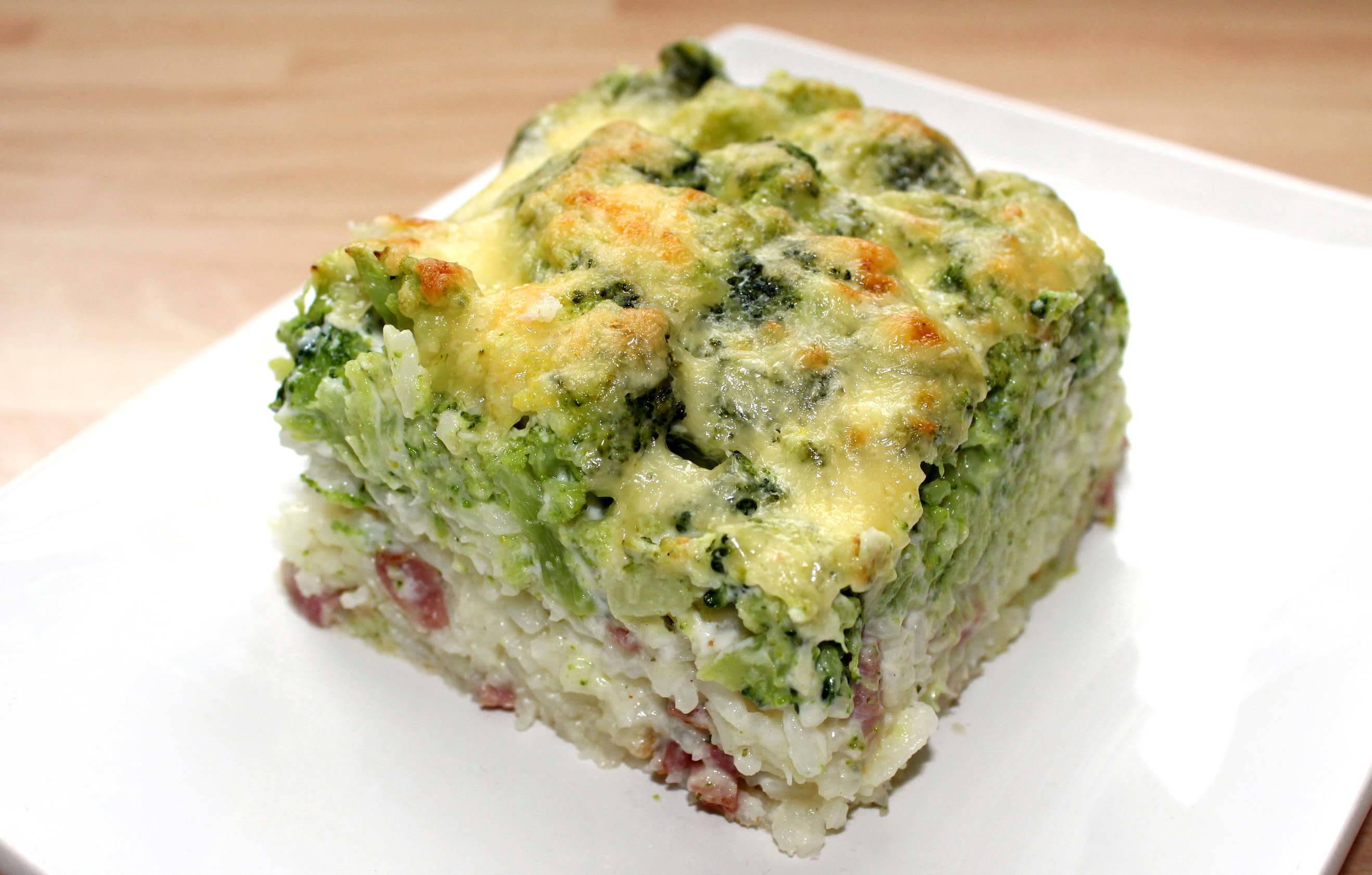 Csőben sült brokkoli recept főfotó