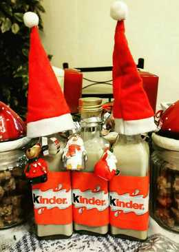 Kinder whisky likőr