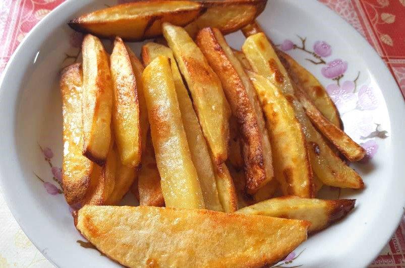 Sütőben sült sültkrumpli recept főfotó