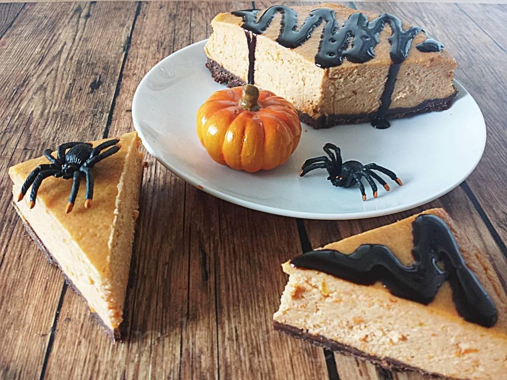 Sütőtökös sajttorta recept főfotó