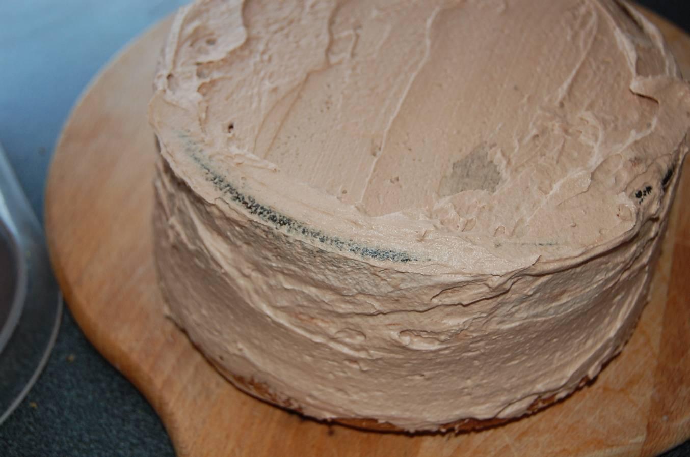 Kakaós torta recept főfotó