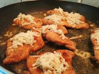 Ranchero csirkemell Jalapeno füstölt sajttal