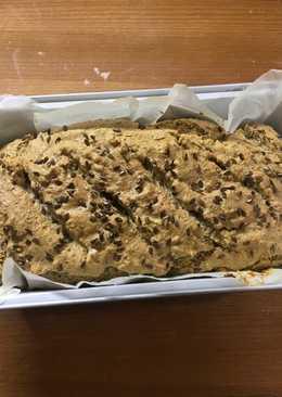 Keto & gluténmentes kenyér