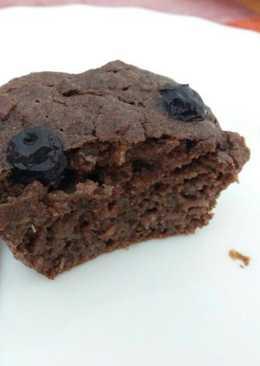 Zablisztes muffin