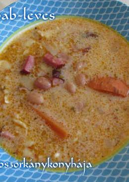Fejtettbab-leves