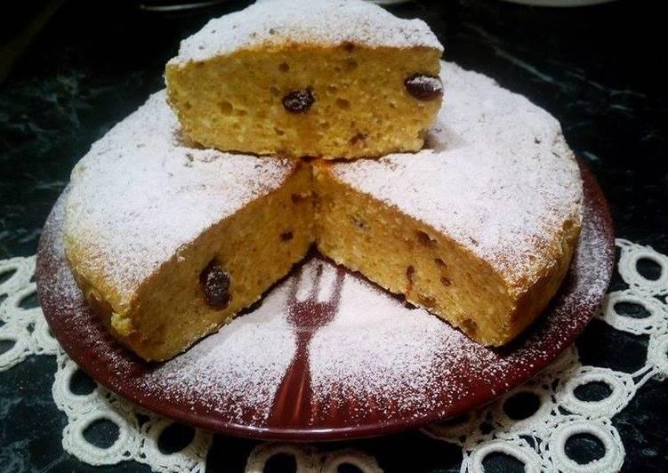 Túrós-zabpelyhes süti, Cecil receptje alapján