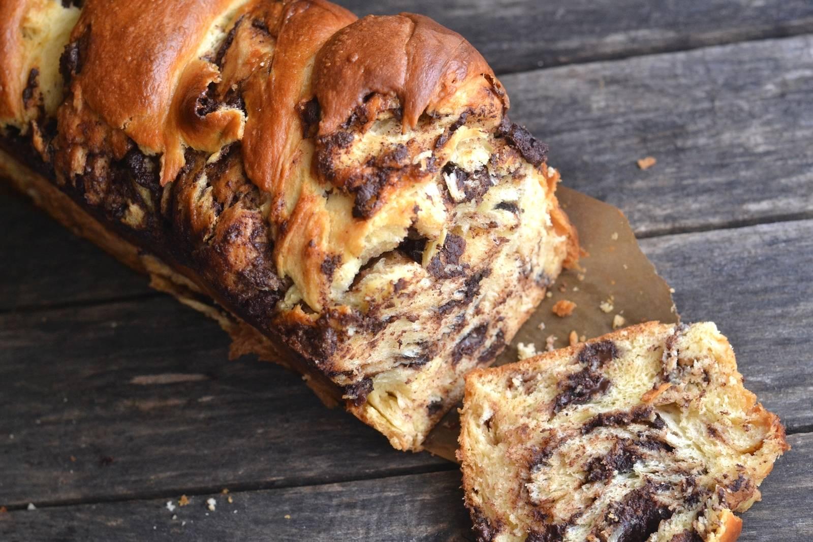 Csokis-fahéjas babka recept főfotó