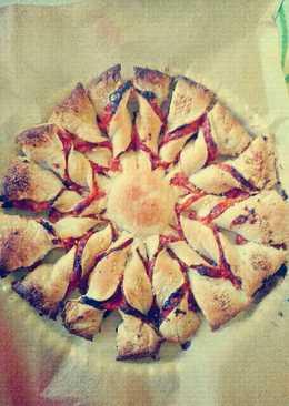 Pizza csavart