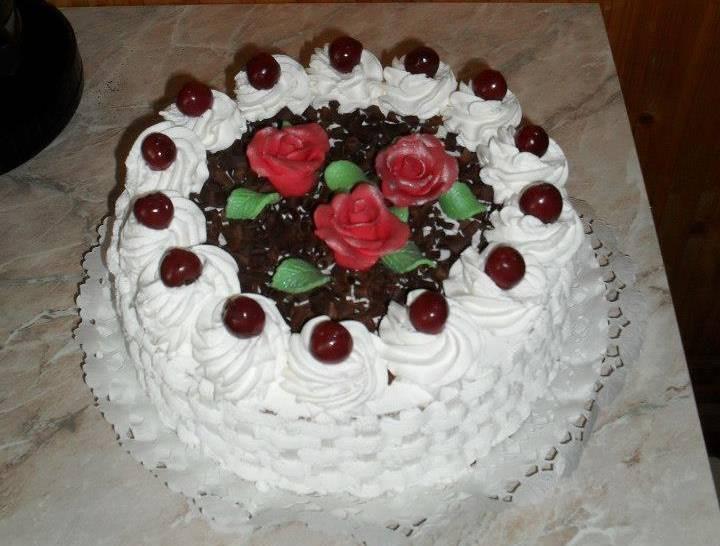 Feketeerdő torta recept II. főfotó