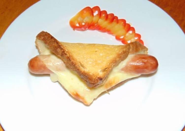 Szendvics hotdog