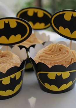 Tejkaramellás Brownie Cupcake