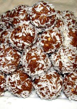 Reform kókuszgolyó recept (glutén-tej és laktózmentes)