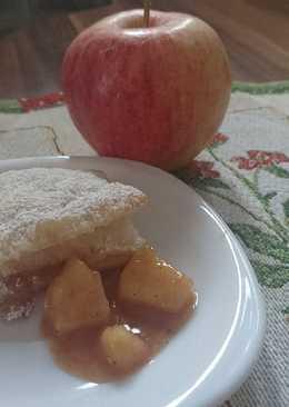 Almás leveles