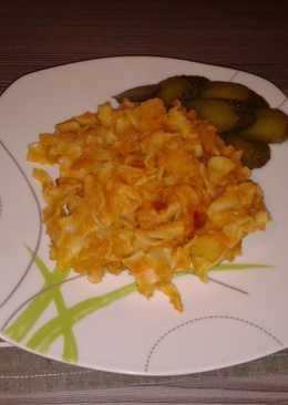 Krumplis tészta (grenadin mars)