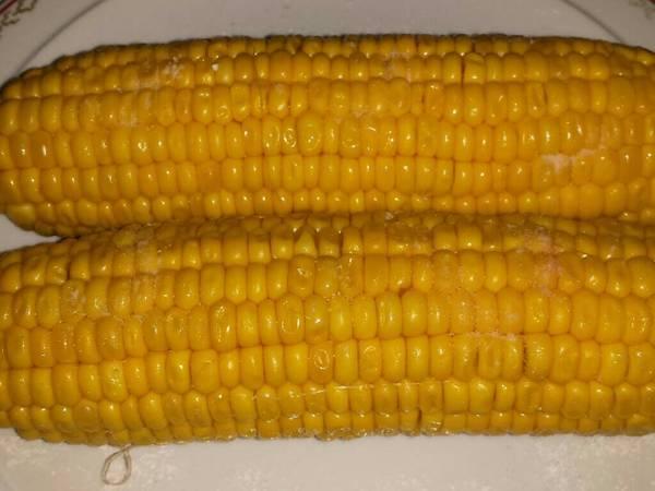 Kénköves főtt kukorica