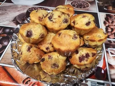 Kanalas muffin recept