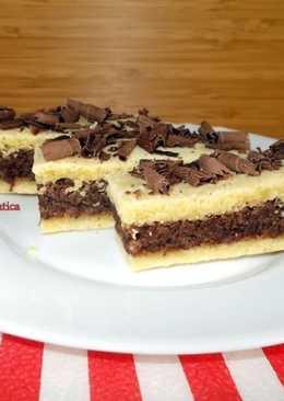Pite dióval és csokoládéval