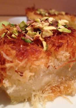 Künefe, török desszert