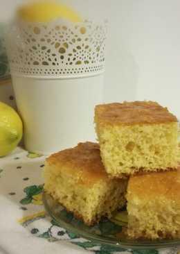 Görög joghurtos citromos süti
