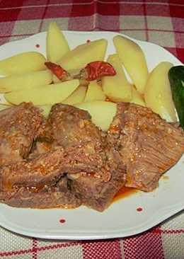Fokhagymás marhahús 🍖