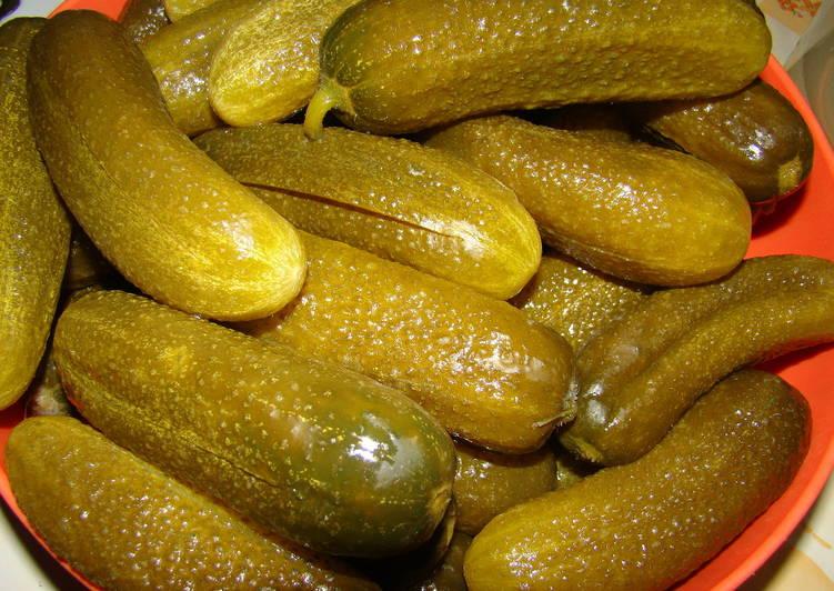 Kovászos uborka