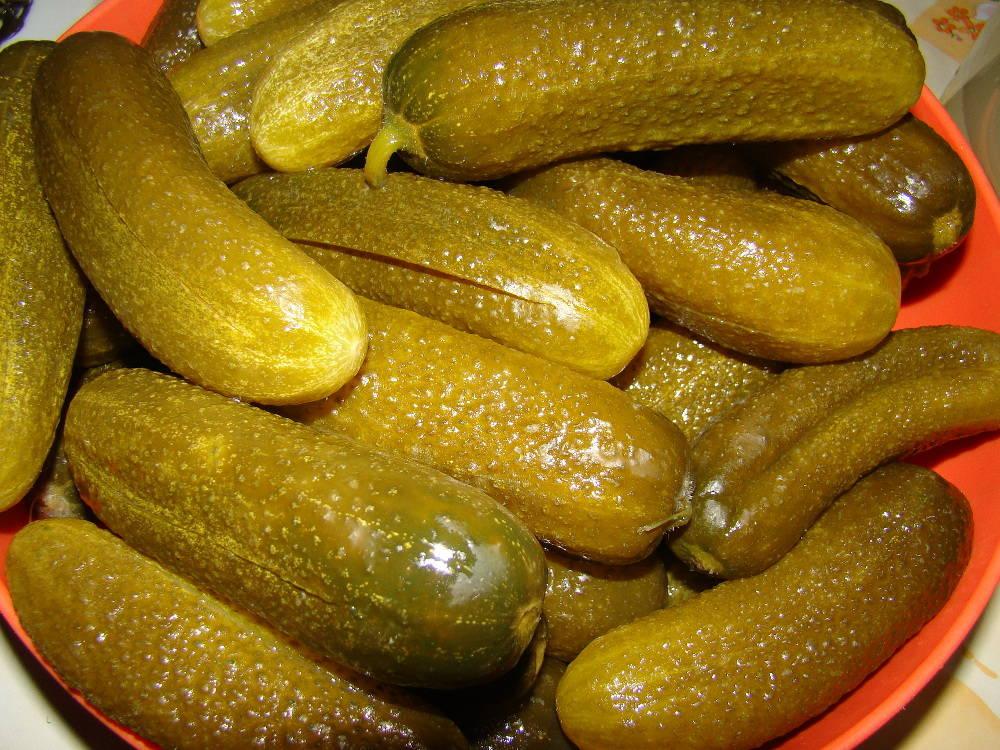 Kovászos uborka recept főfotó