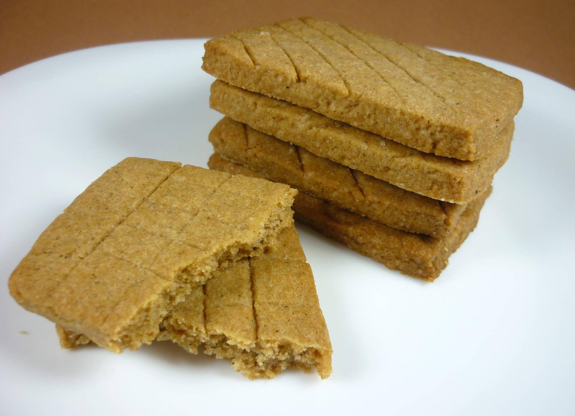 Speculoos fűszeres keksz recept főfotó