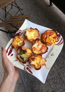 Omlett muffin