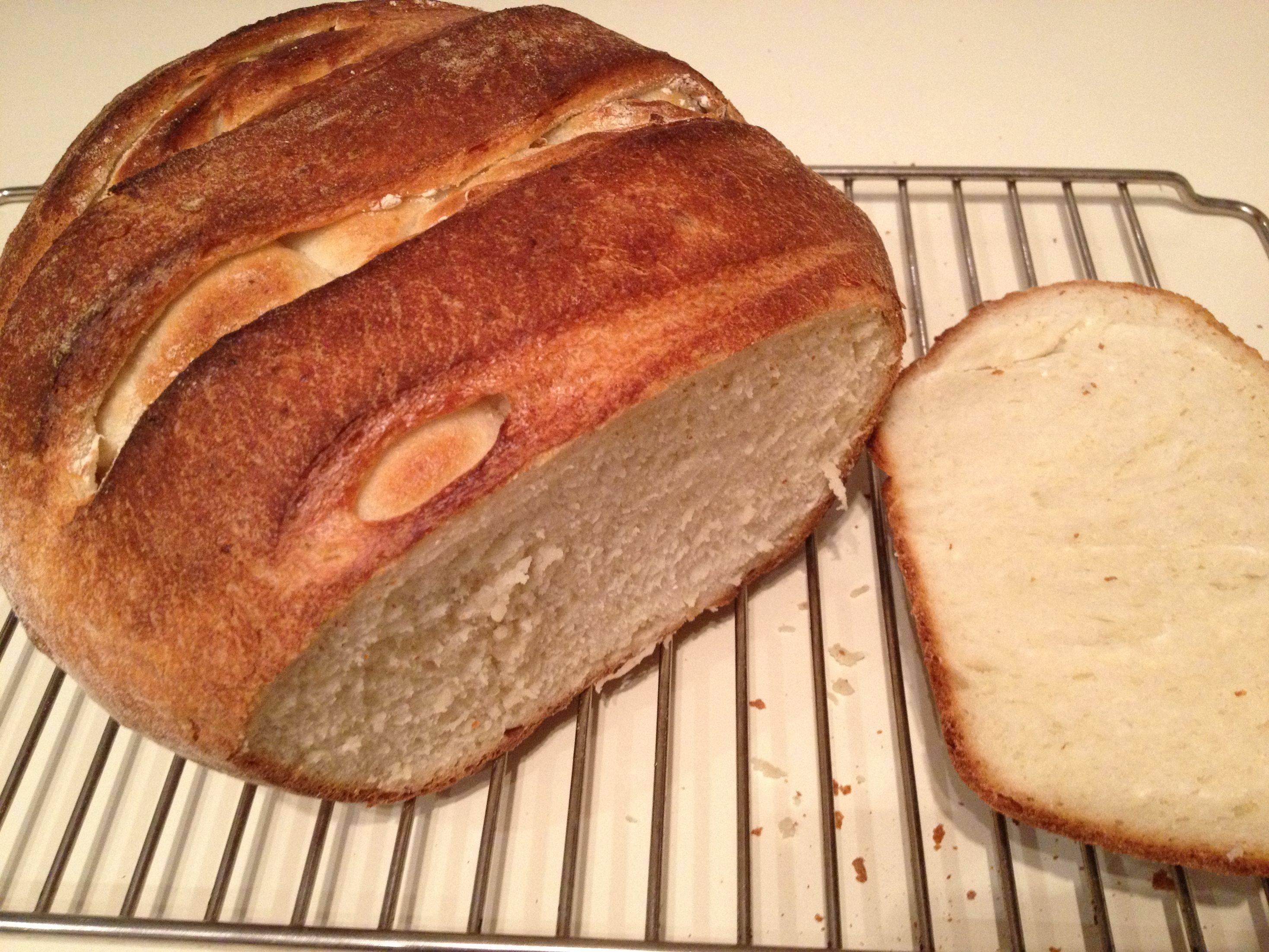 Krumplis házi kenyér recept főfotó