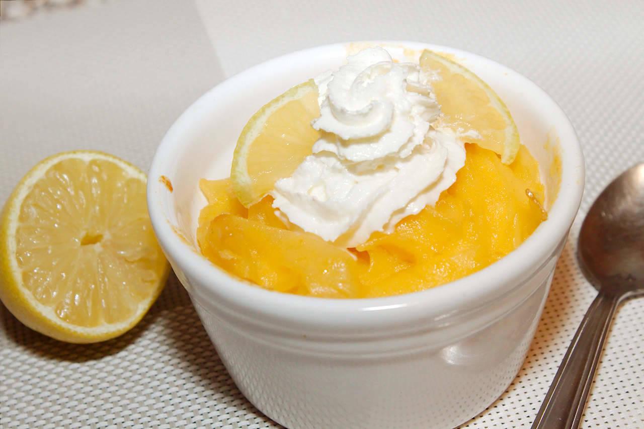 Citromos sült tészta recept főfotó