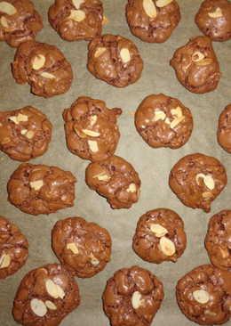 Csokis-kekszes tallér
