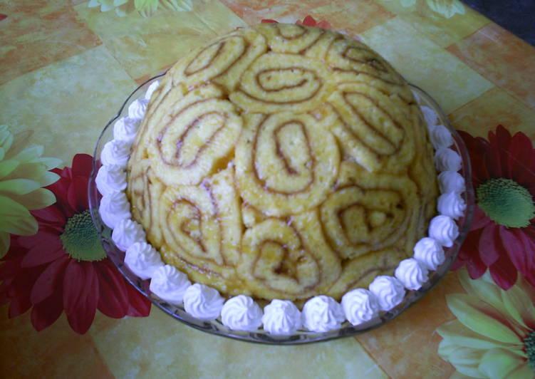 Charlotte Royal torta