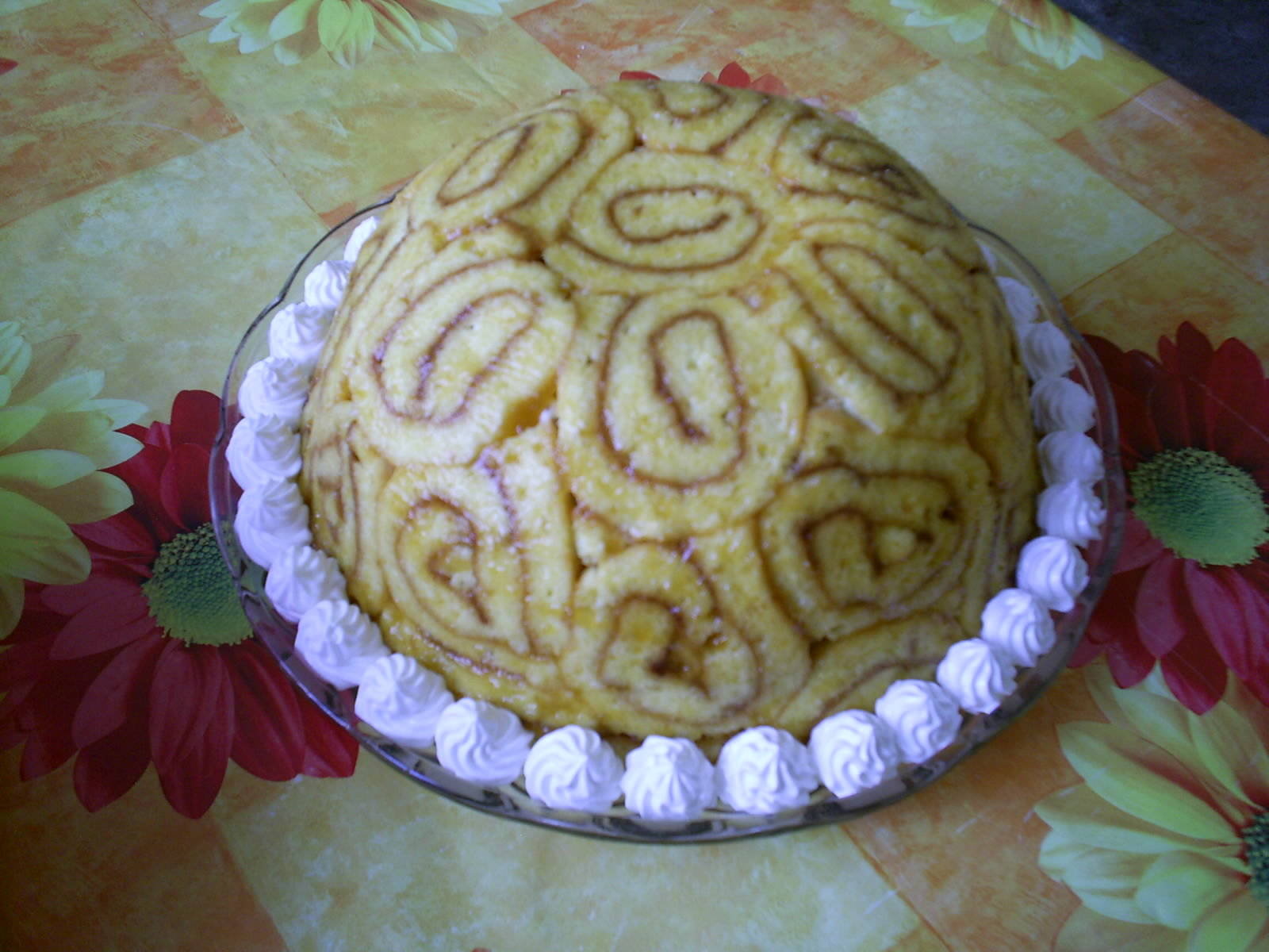 Charlotte Royal torta recept főfotó
