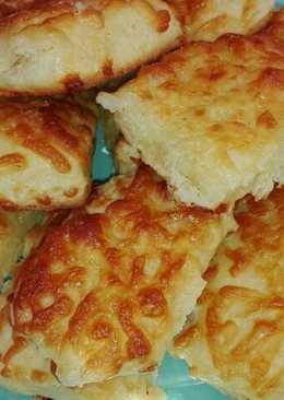 Gyors sajtos pogácsa