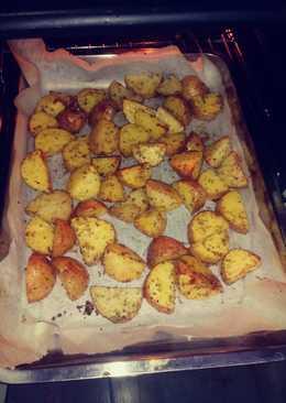 Sütőben sült krumpli 😋😋