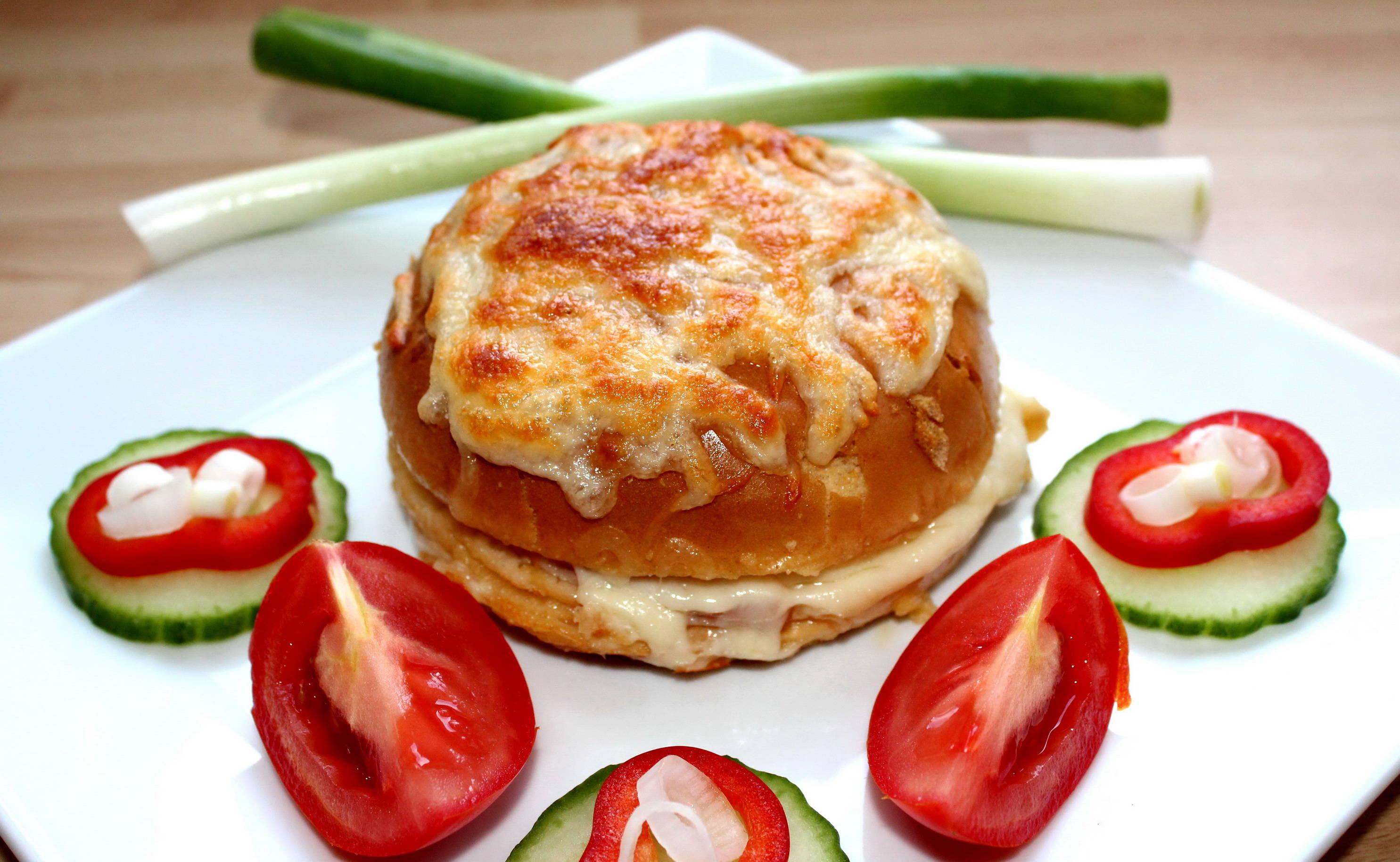 Sütőben sült bundás szendvics recept főfotó