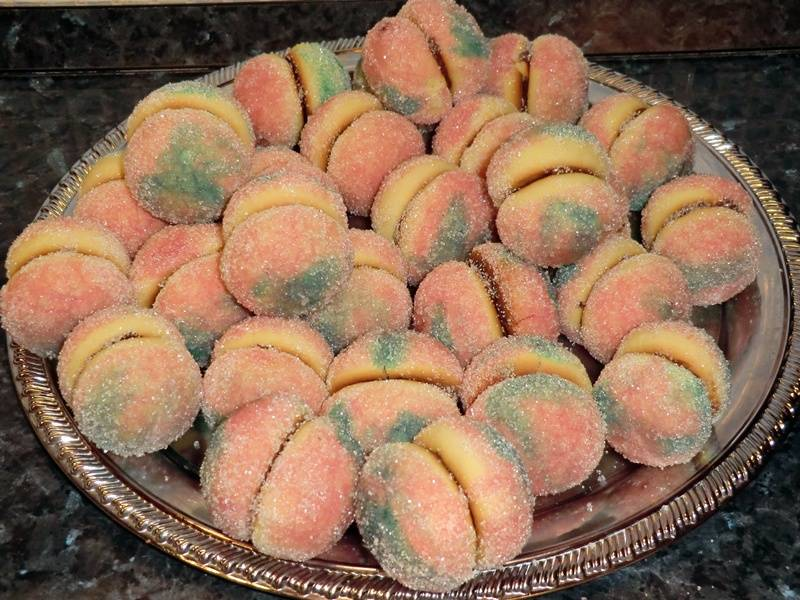 Őszibarack lagzis süti recept főfotó