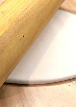 Nyújtható fehér fondant